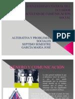 Genero y Comunicacion Ayps