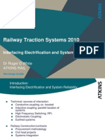Interfacing Electrification and System Reliability