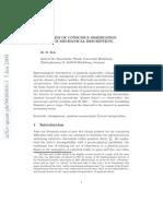 H. D. Zeh- The Problem of Conscious Observation in Quantum Mechanical Description