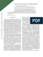 Jingfei Zhang and Yuan-Xing Gui- Reconstructing quintom from WMAP 5-year observations