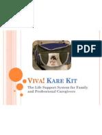 the viva kare kit powerpoint