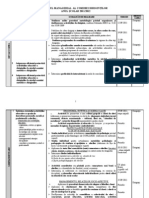 77643834 Plan Managerial Comisia Dirigintilor 2011 2012