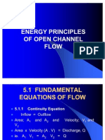 Principle of Open Channel Flow (1)