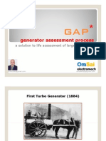 Generator Assessment Process - An Overview