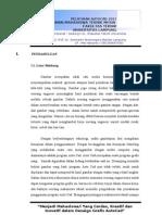 Contoh Proposal Autocad HIMATEM UNILA