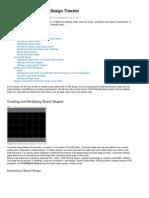 Preparing the Board for Design Transfer - English Documentation - The Altium Wiki