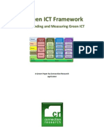 A Green ICT Framework CR