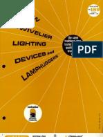 Swivelier Lighting Devices & Lamphuggers Bulletin 189 1967