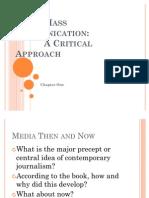 Chapter 1 - Mass Communication