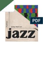 Radliński, Jerzy - Obywatel Jazz – 1967 (zorg)