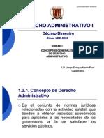 Humanitas - Unidad i - Conceptos Generales de Derecho Administrativo