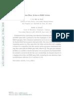 J. M. Hoff da Silva and Roldao da Rocha- From Dirac Action to ELKO Action