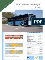 Crossway LE (Data Sheet)