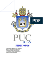 Contracultura - Pibic Puc Rio - Arthur Kowarski