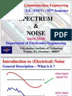 Ch.2 - Spectrum & Noise