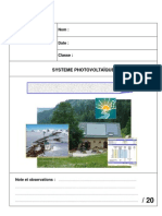 TP Dim System PV