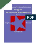 Guide Wholesalers
