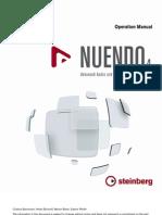 Nuendo 4 Operation Manual English