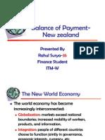 Balance of Payments Rahul Surya
