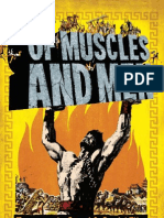 Of Muscles and Men; Essays on the Sword and Sandal Film