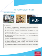 MScCD Prospectus