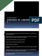 GU_SAP_Stratégie de lancement
