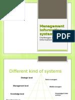 Management Information System-Challenges of Information System_lesson2