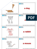 Pets Flashcards 1