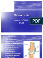 Osteoarthritis Show