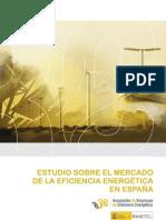 mercado eficiencia energetica españa