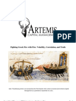 Artemis Capital Q3 2011 Fighting Greek Fire With Fire