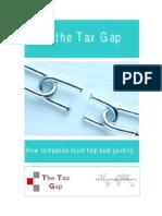 Mind the Tax Gap - Final - 15 Jan 2006