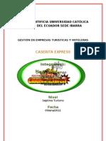 comercializacion caserita express