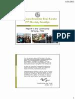 LanderCommunityReport 2011 PDF