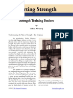Training Seniors Mounsey