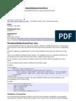Struts Dynavalidatoraction Form En