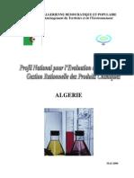 Algeria National Profile