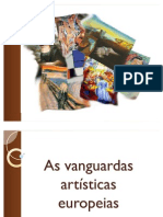 As vanguardas artísticas