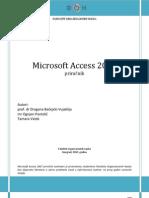 Microsoft Access 2007 Prirucnik Toooooooo