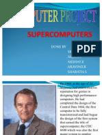 Super Computers Parallel Computers_2
