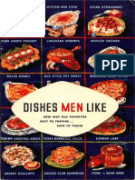 Dishes Men Like