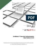 SyferLock GridBasic User Guide 2 4 2 0