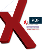 Xtreamer Prodigy User Guide - Ver 3 Full