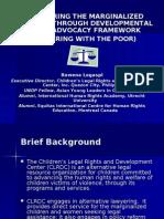 15-1.Rowena Legaspi-Empowering the Marginalized Through DLA