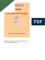 Les Joies Du Pardon