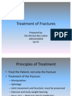 4 - Treatment of Fractures