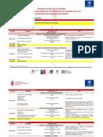 Programa Oficial Vi Eleh Chile 2011