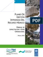 Manual Planes GIRH