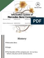 Mercedes Benz Is