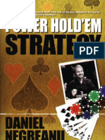 Power Hold'Em Strategy by Daniel Negreanu